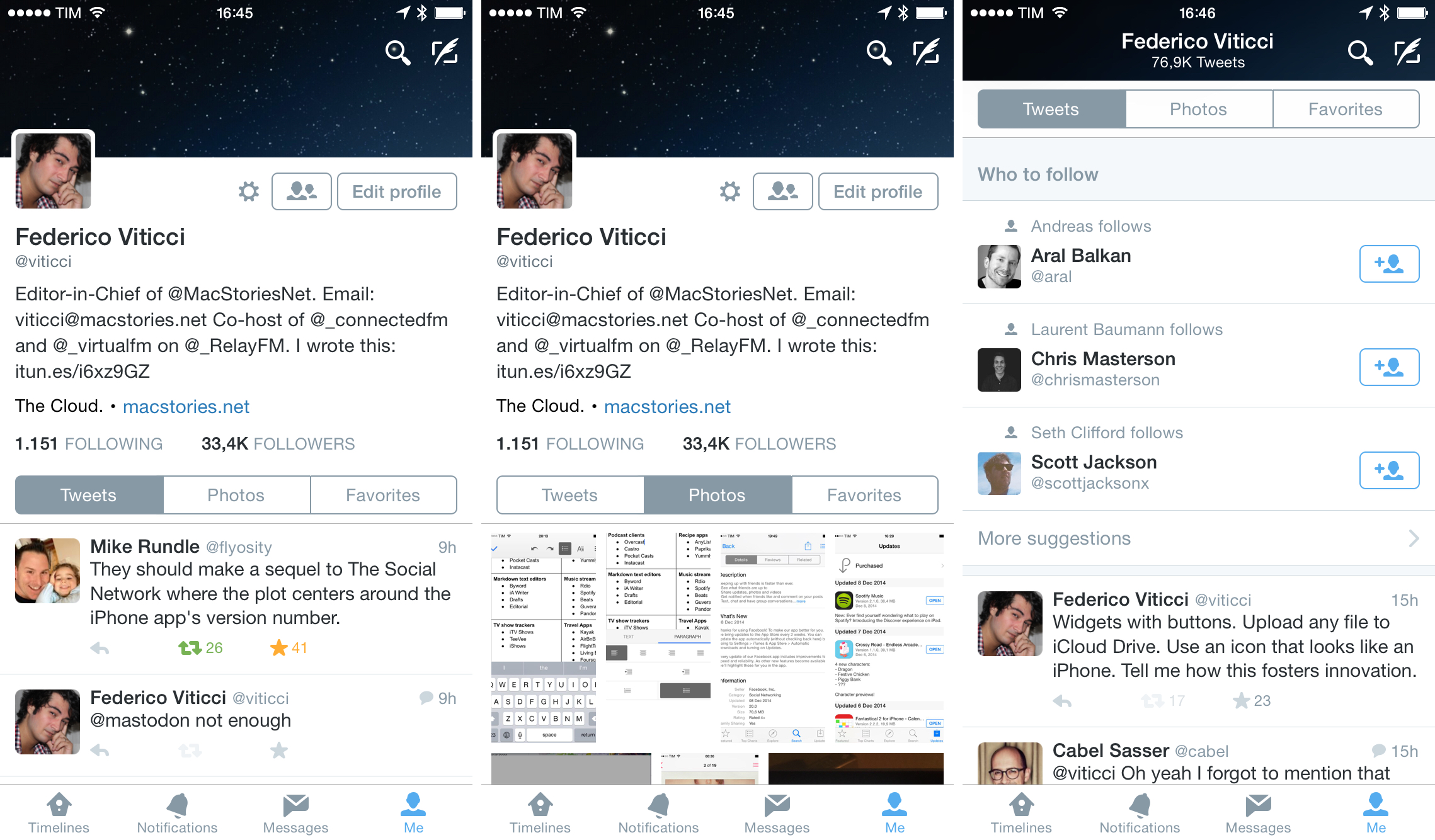 Twitter Clients in 2014: An Exploration of Tweetbot, Twitterrific
